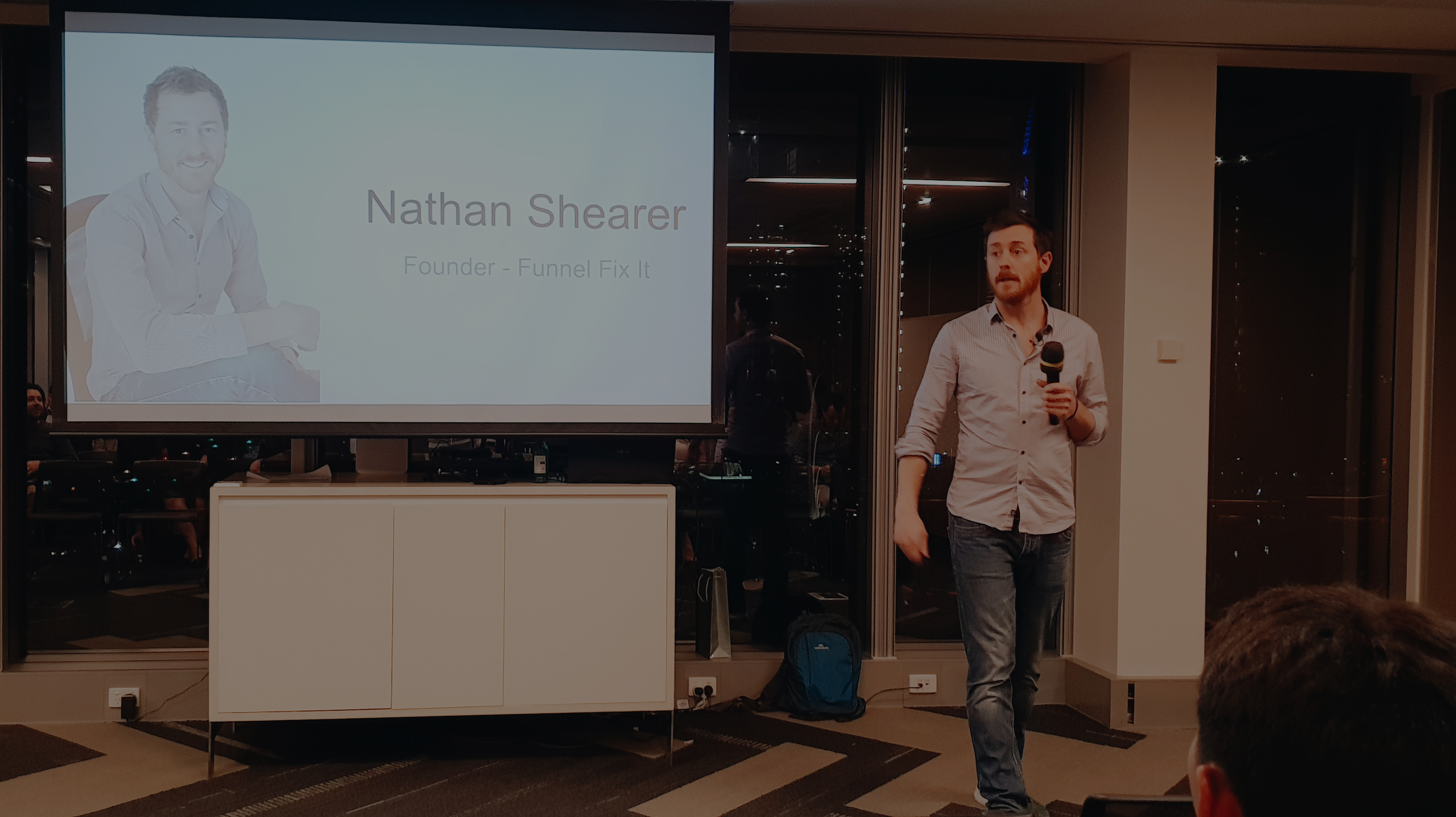 Nathan Shearer Talks About His 7 Day Startup Experience