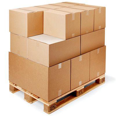 palletisation and storage