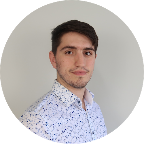 Profile of Simon Bruno, our Marketing Manager